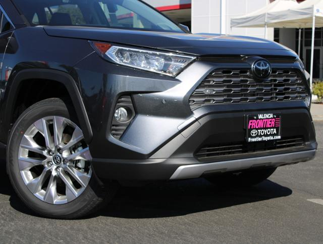 New 2019 Toyota RAV4 LTD