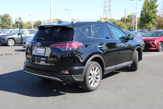 Certified Pre-Owned 2018 Toyota RAV4 LTD