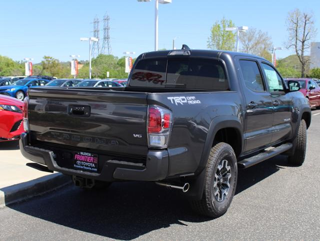 New 2020 Toyota Tacoma 2WD TRD OFF
