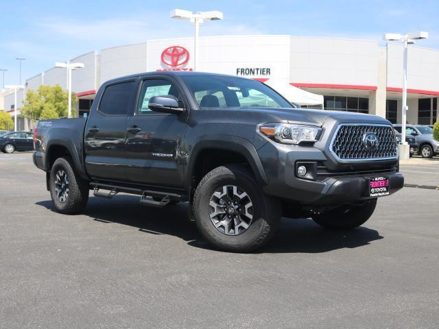 New 2019 Toyota Tacoma 2WD TRD OFF TRD Off Road Double Cab 5' Bed V6 AT