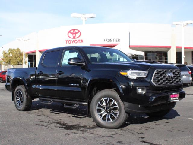 New 2020 Toyota Tacoma 4WD 4WD TRD SP