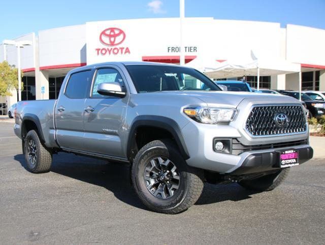 New 2019 Toyota Tacoma 4WD 4WD TRD OF Double Cab 6' Bed V6 AT
