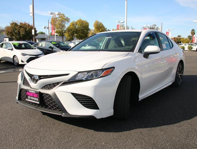 New 2019 Toyota Camry EA10
