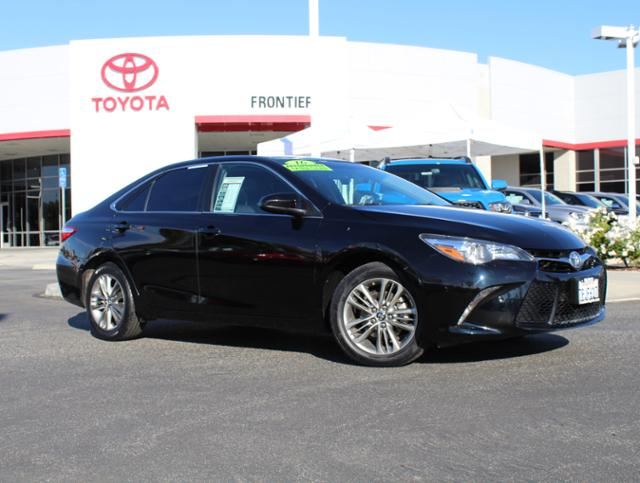 Pre Owned 2016 Toyota Camry Se