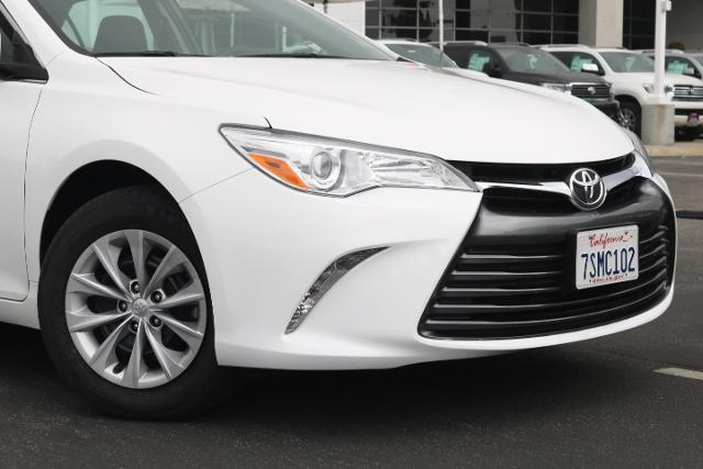 Certified Pre-Owned 2016 Toyota Camry LE Front Wheel Drive 4dr Car