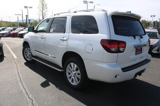 New 2019 Toyota Sequoia 4WD PLAT