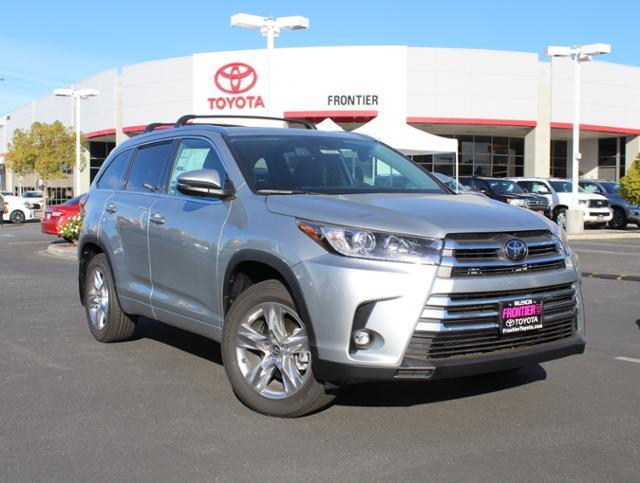 Wonderbaarlijk New 2019 Toyota Highlander 4WD LTD Sport Utility in Valencia LL-68