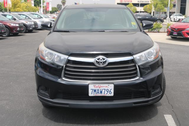 Certified Pre-Owned 2015 Toyota Highlander LE FWD