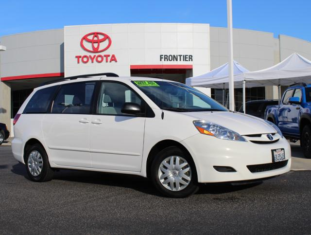 Pre Owned 2007 Toyota Sienna