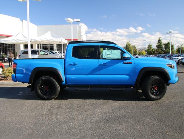 New 2019 Toyota Tacoma 4WD TRD PRO 4W Crew Cab Pickup in