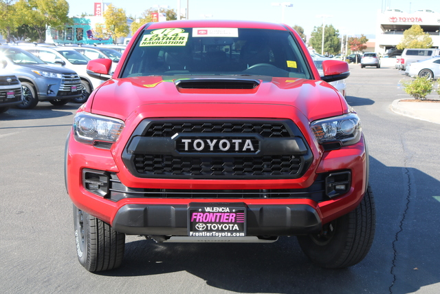 Certified Pre-Owned 2017 Toyota Tacoma TRD Pro
