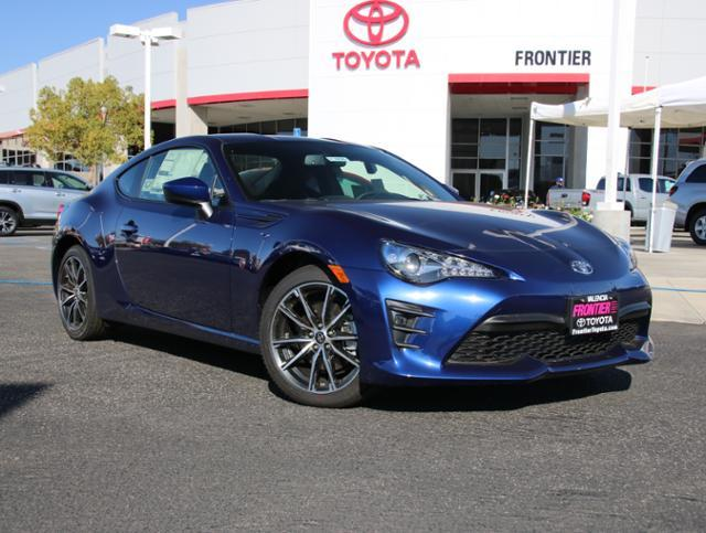 Rear Wheel Drive 2dr Car New 2018 Toyota 86
