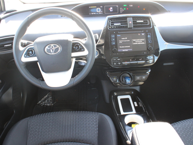 Certified Pre-Owned 2016 Toyota Prius Three