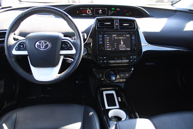 Certified Pre-Owned 2016 Toyota Prius Four Touring