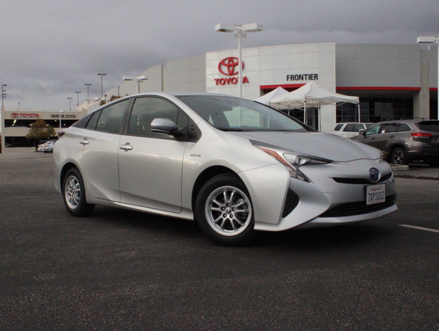 Certified Pre-Owned 2017 Toyota two One