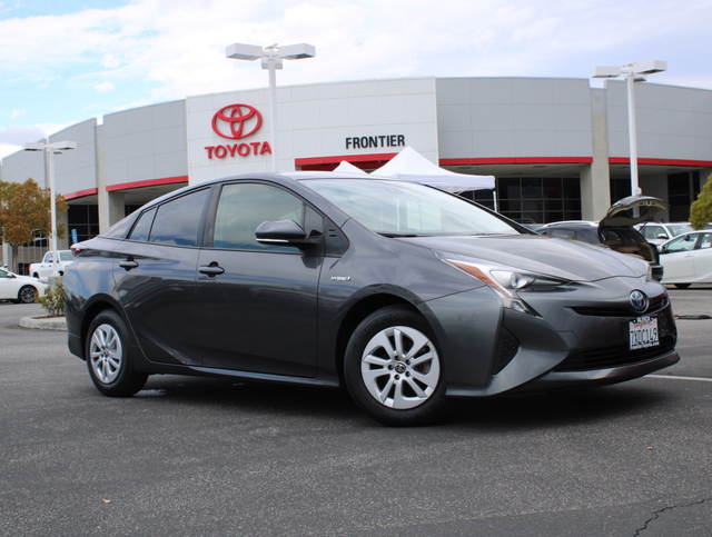 Certified Pre-Owned 2017 Toyota Prius Two