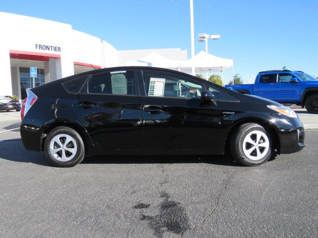 Pre-Owned 2015 Toyota Prius Three