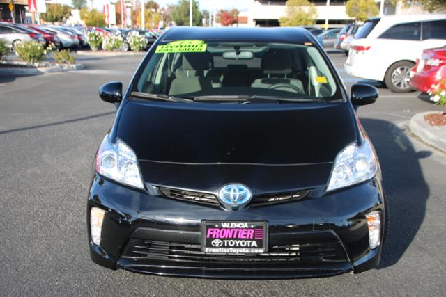 Certified Pre-Owned 2015 Toyota Prius STD