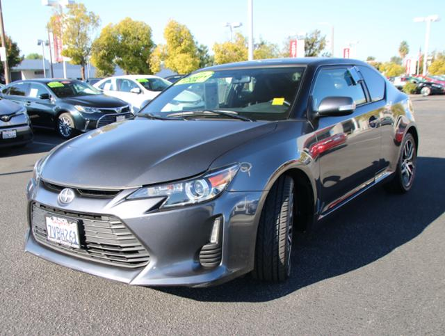 Certified Pre-Owned 2016 Scion tC