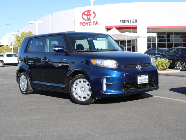 Certified Pre-Owned 2015 Scion xB FD10