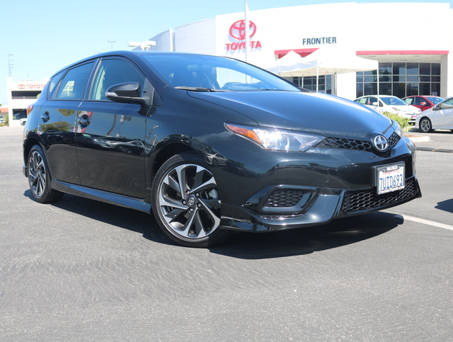 Certified Pre-Owned 2016 Scion iM FA21