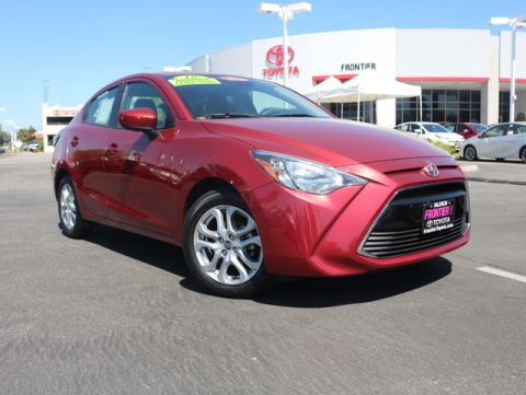 Certified Pre-Owned 2016 Scion iA AZ70