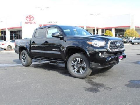 New 2019 Toyota Tacoma 4WD 4WD TRD SP