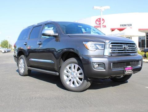 New 2020 Toyota Sequoia 4WD PLAT