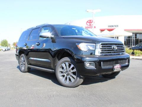 New 2020 Toyota Sequoia 4WD LTD
