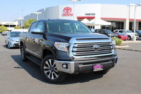 New 2018 Toyota Tundra 2WD LTD