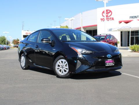 Certified Pre-Owned 2017 Toyota Prius One