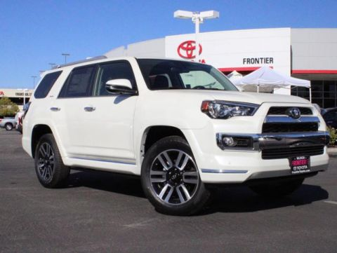 New 2019 Toyota 4runner 4WD LTD