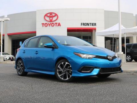 Certified Pre-Owned 2016 Scion iM
