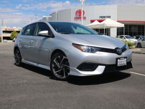 Certified Pre-Owned 2017 Toyota Corolla iM FA20