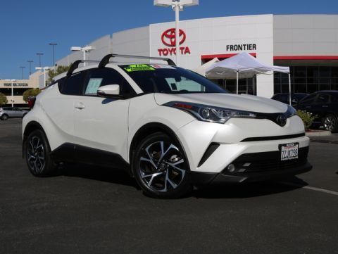 Certified Pre-Owned 2018 Toyota C-HR XLE PREM